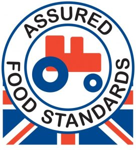 Red Tractor Accreditation